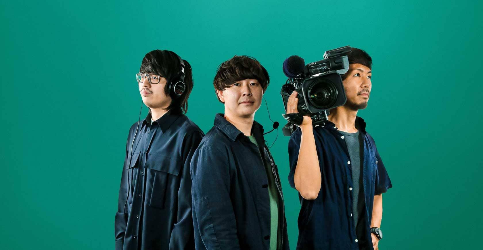 撮影配信スタジオ、30万円から使い倒しませんか。